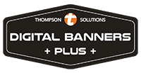 San Antonio Sign Company Digital Banners Plus Logo