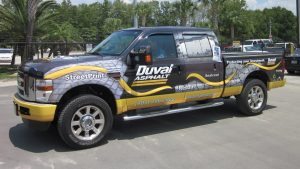 Marion Vehicle Wraps truck wrap vehicle custom 300x169
