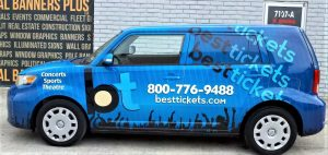 Best Vehicle Wraps San Antonio TX | Vehicle Graphics Near Me